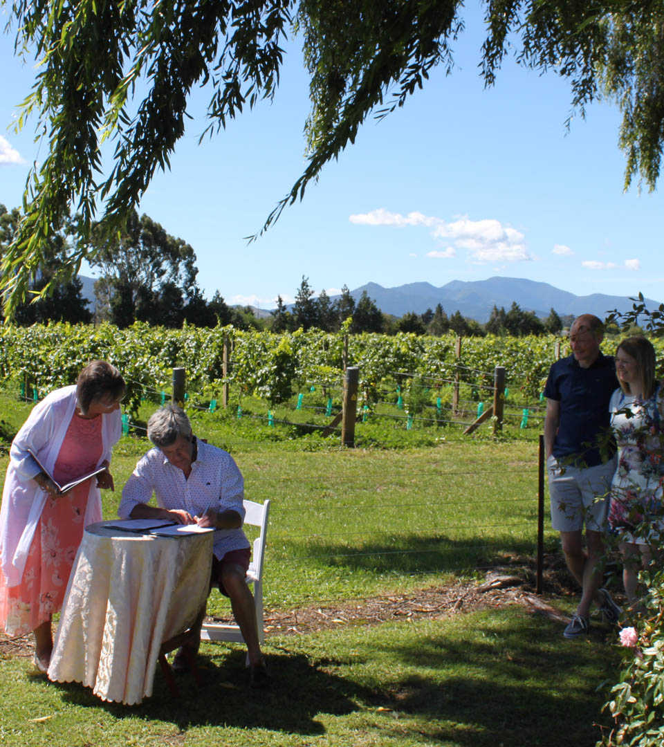 Marlborough weddings & ceremonies